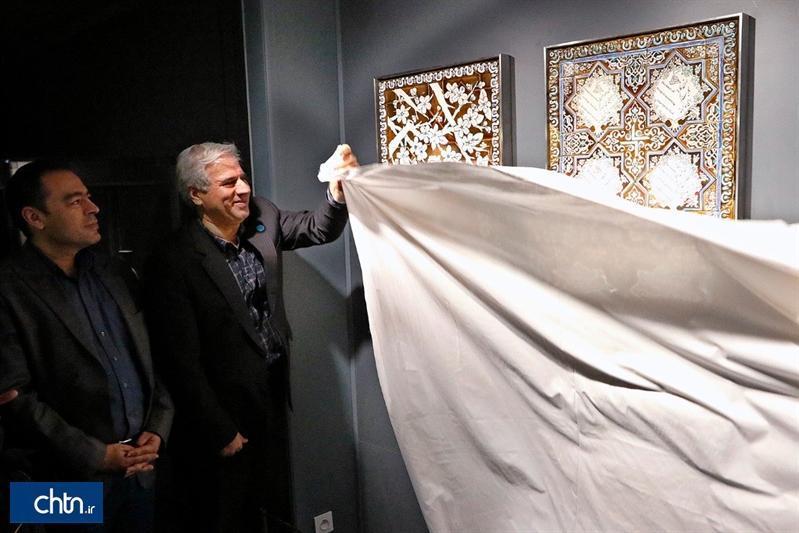 اهدای آثار زرین فام هنرمندان ژاپنی و ایرانی به موزه رضا عباسی