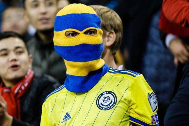 هواداران در انتخابی یورو 2020 به روایت تصویر