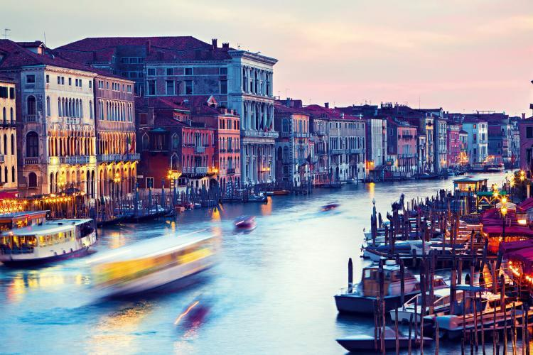 تاریخچه مختصری از ونیز، شهر شناور روی آب