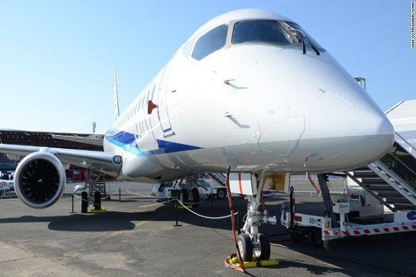 هواپیماهای ژاپنی جایگزین هواپیماهای امریکایی