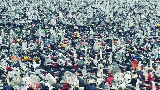 با 7 میلیون موتورسیکلت فرسوده در خیابان ها چه کنیم؟