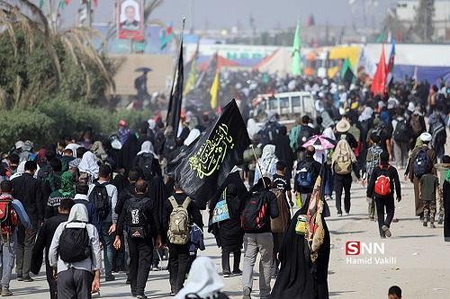 202 هزار و 242 زائر هنوز در عراق هستند