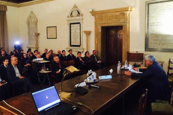 تعریف 6 پروژه مشترک علمی با ایتالیا