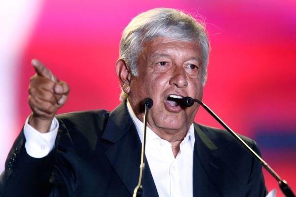 رئیس جمهوری جدید مکزیک از مذاکرات صریح با آمریکا اطلاع داد