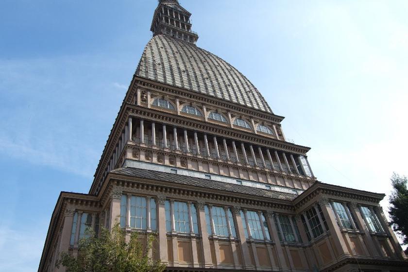 موزه ملی سینما تورین ایتالیا، بلندترین موزه دنیا