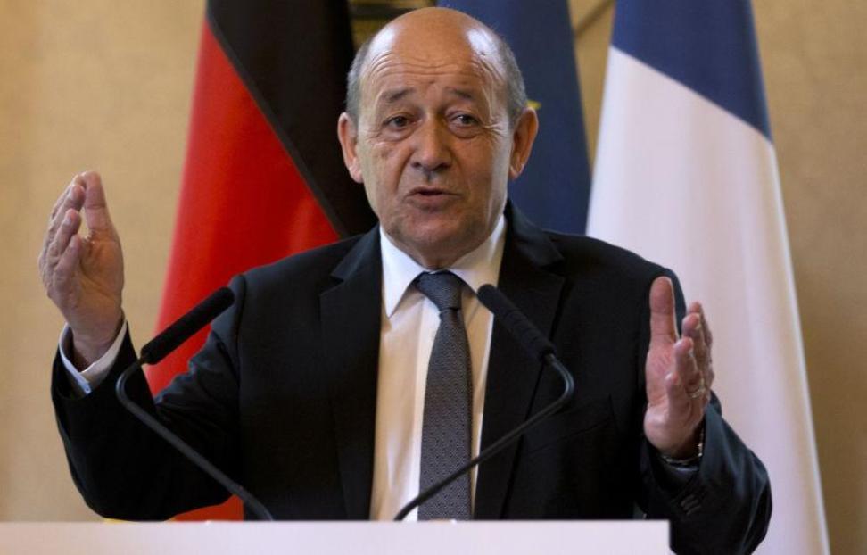 وزیر خارجه فرانسه:ترامپ با خروج از برجام، قوانین چندجانبه گرایی را زیرپا گذاشت