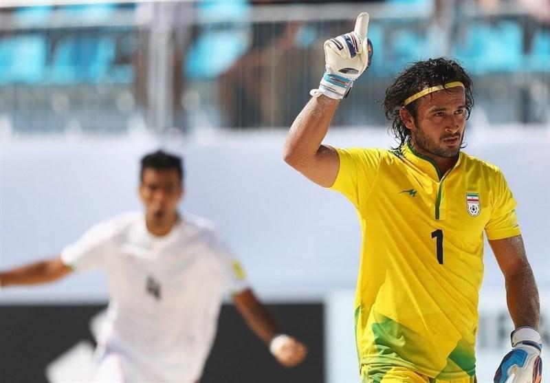 حسینی: حق مردم است فوتبال ساحلی ایران را در فینال ببینند، اسپانیا باهوش و حرفه ای است