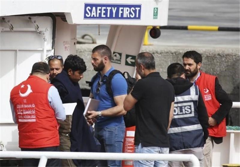 ورود بیش از 30 هزار مهاجر به ایتالیا از ابتدای سال 2016