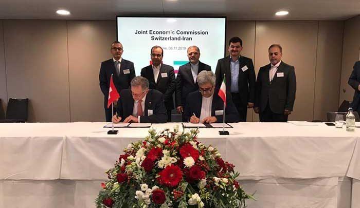 تفاهم نامه همکاری گردشگری بین ایران و سوئیس