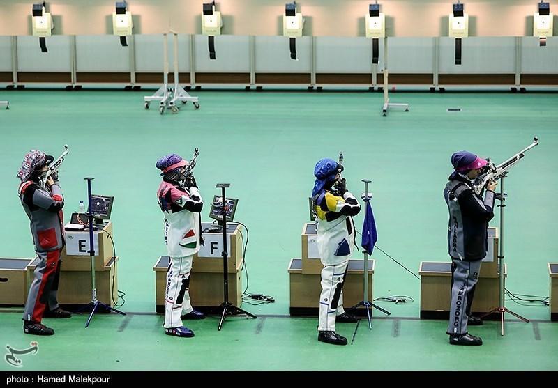 تیراندازی قهرمانی آسیا، تیم جوانان تفنگ دختران برنزی شد