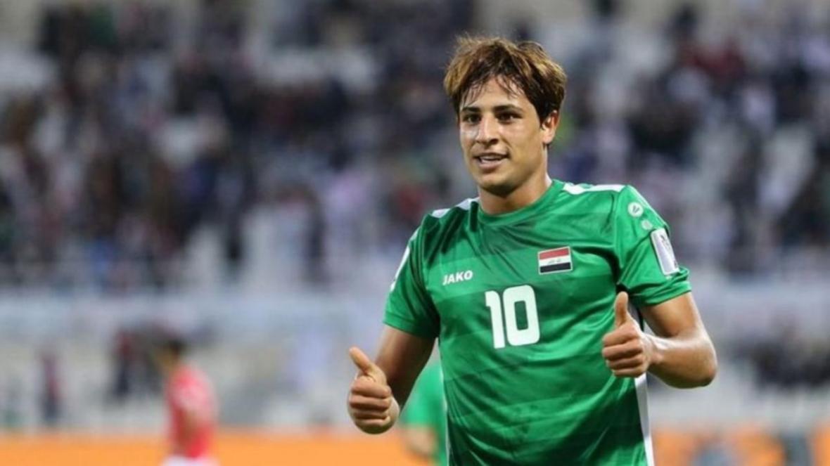 رکوردزنی مهاجم عراق در ملاقات مقابل تیم ملی فوتبال ایران