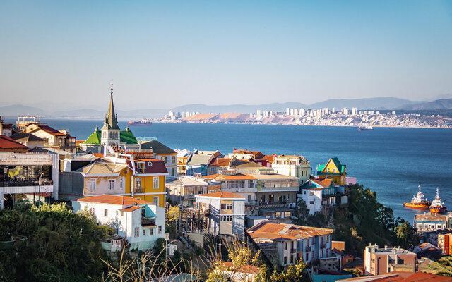 گوگل، شیلی را با یک کابل به آمریکا وصل کرد
