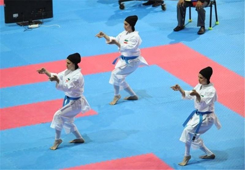 ورزشکاران فارس به مسابقات سبکی کاراته آسیا اعزام می شوند