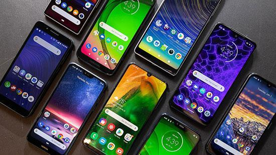 بهترین گوشی های بازار با قیمتی کمتر از 5 میلیون تومان
