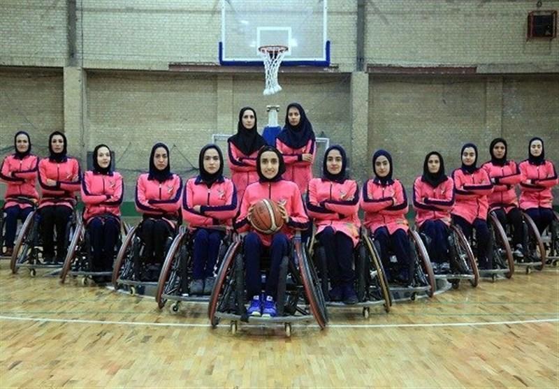 بسکتبال با ویلچر بانوان قهرمانی آسیا، اقیانوسیه، ایران با غلبه بر افغانستان در صندلی پنجم ایستاد