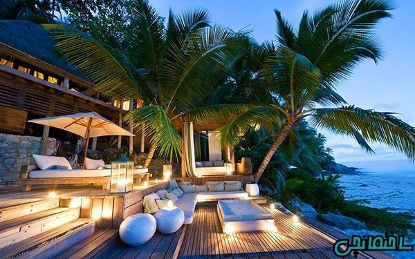 ایده های طراحی خانه ساحلی