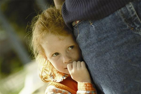 کم رویی بچه ها و درمان آن