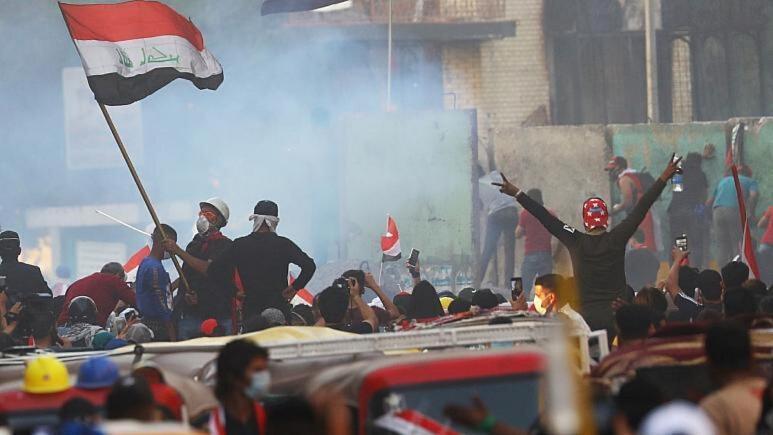 مرگ های مشکوک در عراق، قتل معترض سرشناس در کربلا