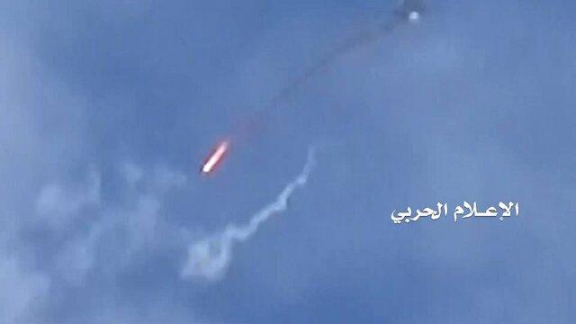 سرنگونی یک پهپاد جاسوسی دیگر ائتلاف عربی در نجران