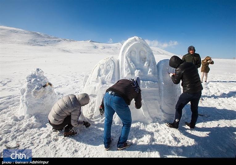 دنیای زیبای بازی های بومی محلی زمستانی در اردبیل
