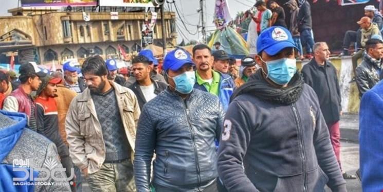 شایعه خروج کلاه آبی ها از میدان های تظاهرات عراق