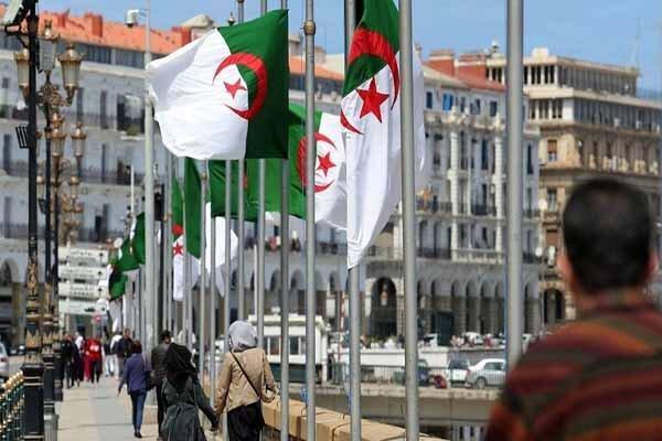 تظاهرات الجزایری ها علیه نتایج انتخابات ریاست جمهوری