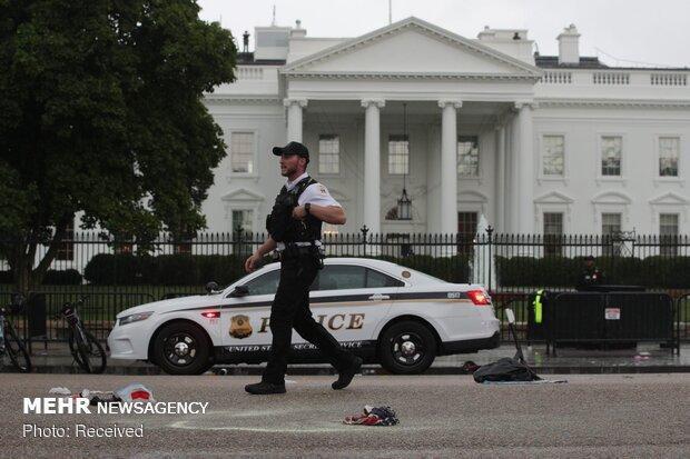 کاخ سفید نسبت به تبرئه ترامپ ابراز امیدواری کرد