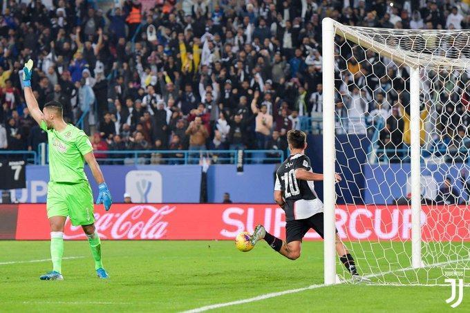 لاتزیو 3 - 1 یوونتوس؛ اولین جام از دست رفت