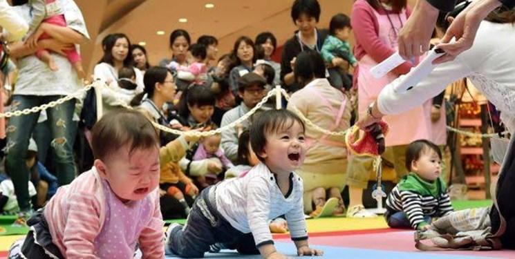 زاد ولد در ژاپن به پایین ترین حد در 120 سال گذشته رسید