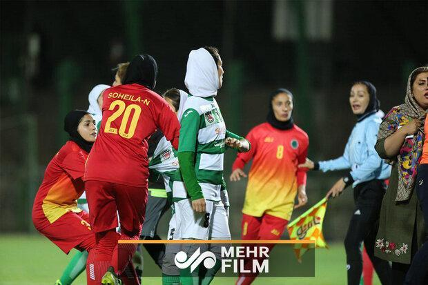 حساس ترین بازی فوتبال بانوان در سنندج، قهرمان نیم فصل تعیین می گردد