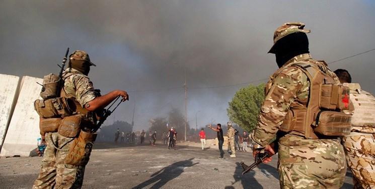 اصابت چند راکت کاتیوشا به پایگاه نظامی در کرکوک عراق