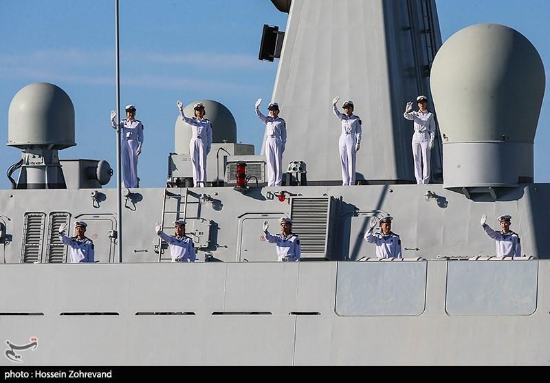 رأی الیوم: رزمایش دریایی تجسم ائتلاف استراتژیک سه جانبه جدید است، هژمونی آمریکا در حال فرسایش است