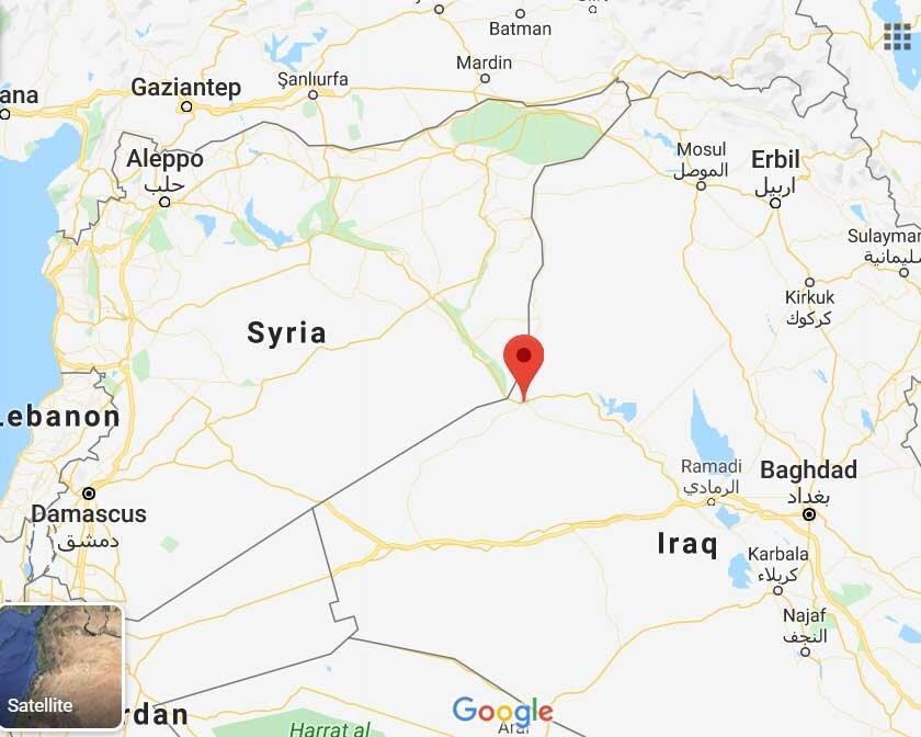 وزارت دفاع آمریکا از حمله به مواضع شبه نظامیان عراقی اطلاع داد