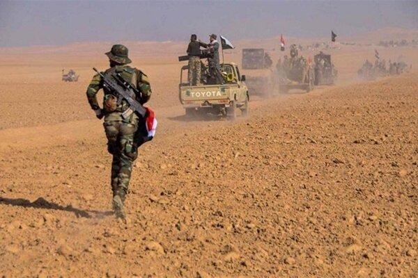 شروع عملیات شهدای القائم در جنوب موصل