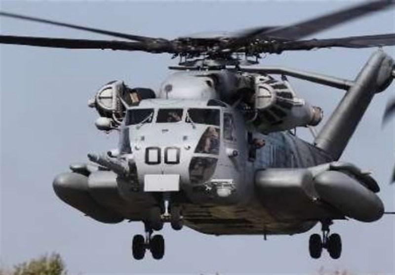 الجزیره اطلاع داد: پرواز گسترده بالگردهای آمریکا بر فراز منطقه الخضراء بغداد