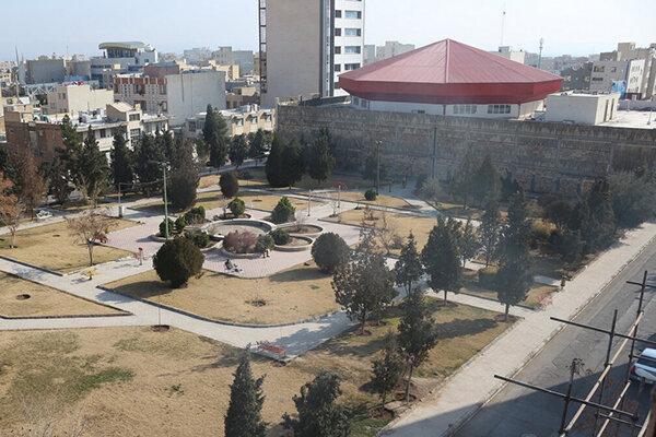 9 بوستان شهری سمنان در دست ساخت است