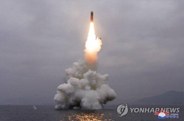 تصاویر ماهواره ای از یک زیردریایی مخفی کره شمالی