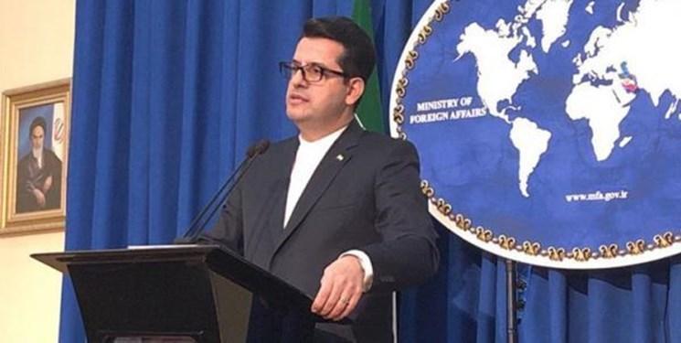موسوی: صدور ویزا الکترونیک ایران برای اتباع همه کشور ها به جز انگلیس، آمریکا و کانادا یکسان است