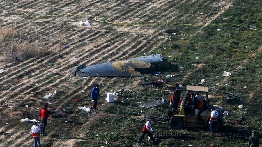 گم شدن یگی از دستگاه های جعبه سیاه هواپیمای اوکراینی صحت دارد؟