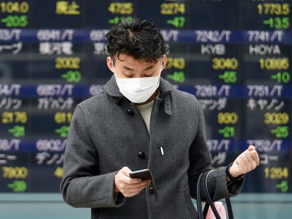 ضرر 1.5 تریلیون دلاری ویروس کرونا به بورس های دنیا