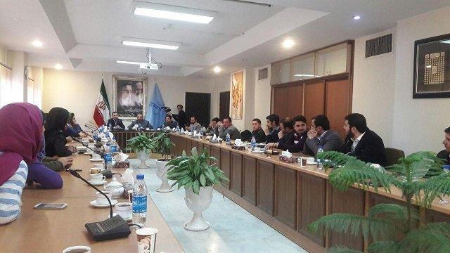 ضرورت گسترش تعاملات دانشگاه تبریز و دانشگاه شوتاروستاوی گرجستان