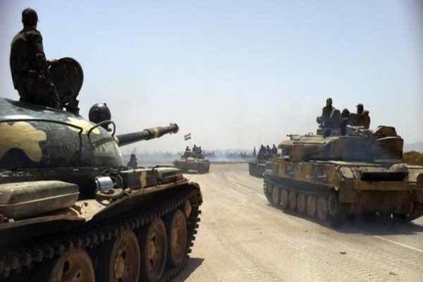 ارتش سوریه بر شهرک استراتژیک مطبقا مسلط شد، پیشروی در حلب