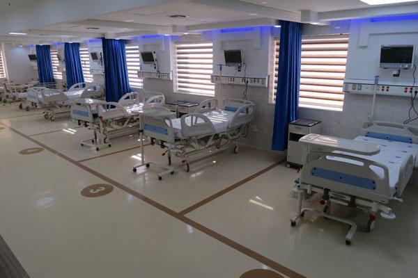 بیمارستان 200 تختخوابی در گرگان ساخته می گردد