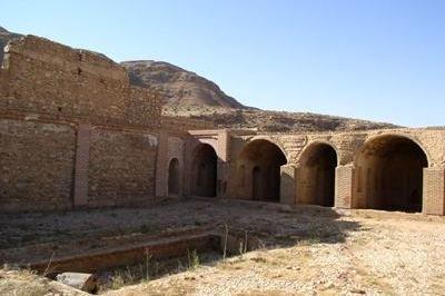 واگذاری قلعه تاریخی کنجانچم شهرستان مهران به بخش خصوصی