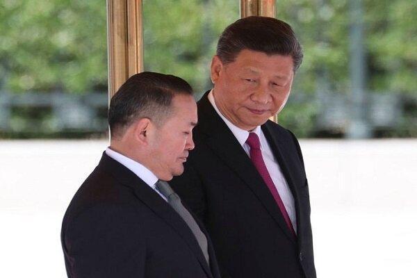 رئیس جمهور مغولستان قرنطینه شد