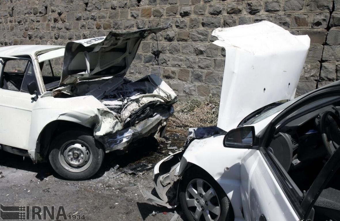 خبرنگاران تصادف در جاده یزد - طبس 9 کشته و یک زخمی برجا گذاشت