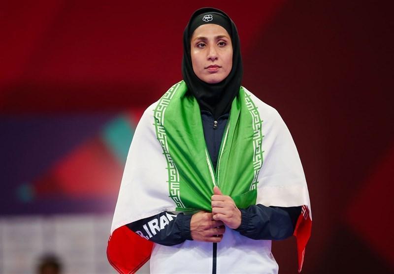 کاراته وان اتریش، عباسعلی دومین سهمیه المپیک کاراته ایران را قطعی کرد