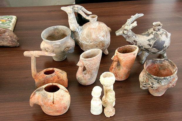اولین مرکز تخصصی سفالهای تاریخی در موزه باستان شناسی زنجان