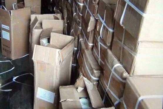کشف 10 تن مواد ضد عفونی و دستگیری 40 محتکر