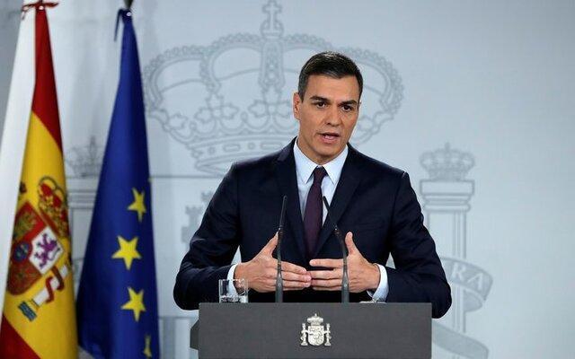 نخست وزیر اسپانیا: در شرایط جنگی هستیم